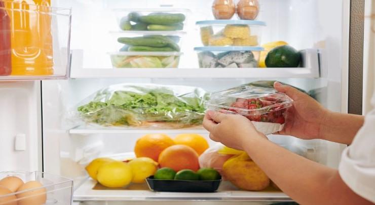 No volver a congelar la comida meterla en el frigorífico