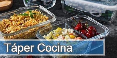 Los mejores táper para la cocina