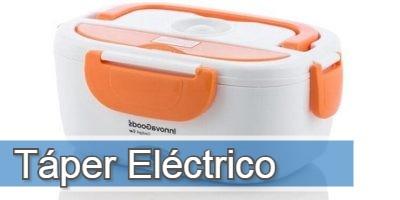 Los mejores tàper eléctricos para llevar