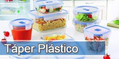 La mejor guía de compra para tupper de plástico