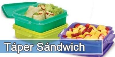Los táper para conservar sándwich más prácticos